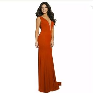 Papaya orange Jovani